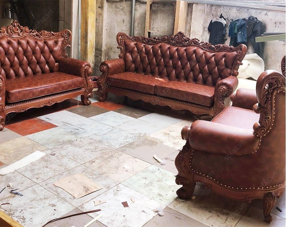 Bảo dưỡng ghế sofa da đúng cách để bền đẹp mãi mãi